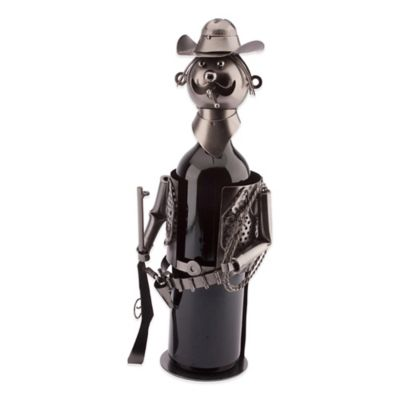Pronto Cowboy Wine Bottle Holder