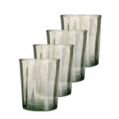 Style Setter Riley Old Fashioned Glasses (Set of 4)