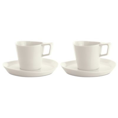 Microwave Safe Teacups and Saucers