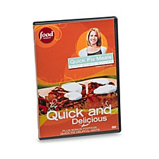 Quick Fix Meals in Quick and Delicious DVD with Robin Miller