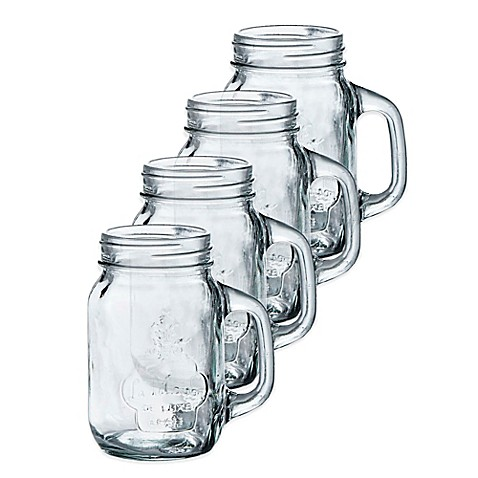 buy la maison mason jar mug from bed bath beyond. Black Bedroom Furniture Sets. Home Design Ideas