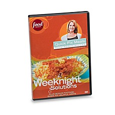 Quick Fix Meals in Weeknight Solutions DVD with Robin Miller