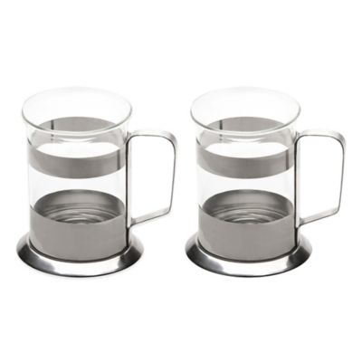 BergHOFF® 2-Piece Studio Thick Stripe Cup Set
