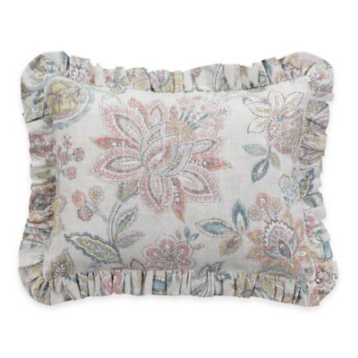 Claire Oblong Throw Pillow
