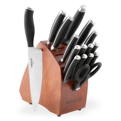 Calphalon® Contemporary Cutlery Knife Block Set