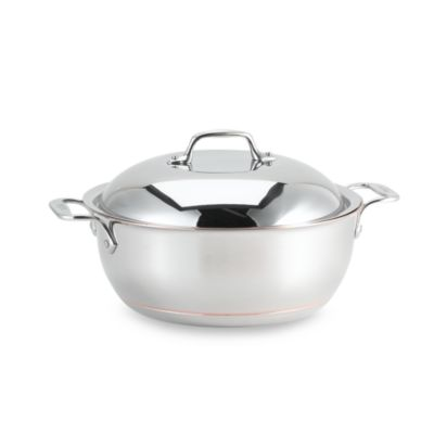 All-Clad Copper Core 5 1/2-Quart Dutch Oven