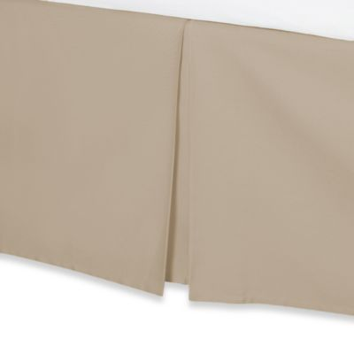Canvas Bed Skirts