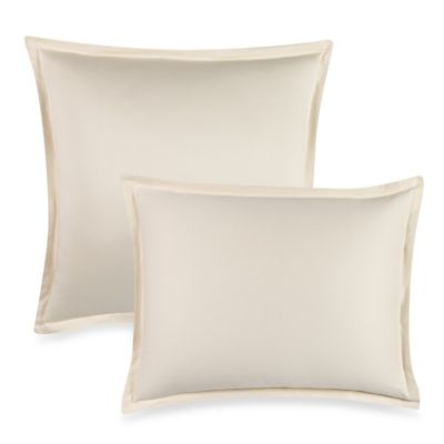 Beige Pillow Sham