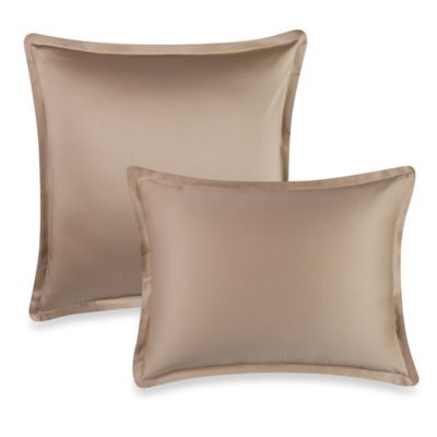 Canvas Pillow Shams
