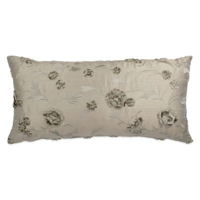 Austin Horn Collection Cascata Floral Breakfast Throw Pillow