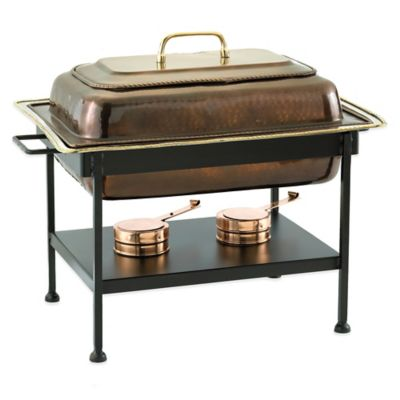 Black Chafing Dishes