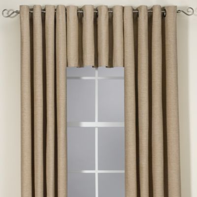 Union Square Valance in Khaki