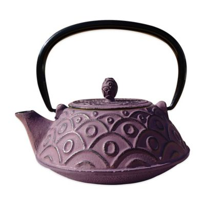 "Old Dutch International Unity® ""Kyoto"" 26 oz. Teapot in Greek Wine"