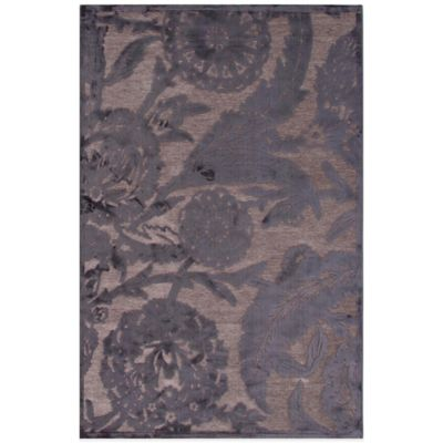 Jaipur Fables Astounding 7-Foot 6-Inch x 9-Foot 6-Inch Area Rug in Grey