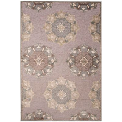 Jaipur Harper Avery 5-Foot 3-Inch x 7-Foot 8-Inch Area Rug in Grey