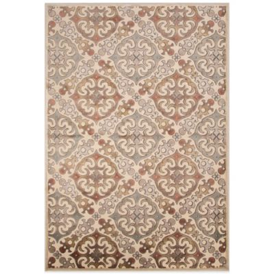 Jaipur Harper Lippia 5-Foot 3-Inch x 7-Foot 8-Inch Area Rug in Multicolor