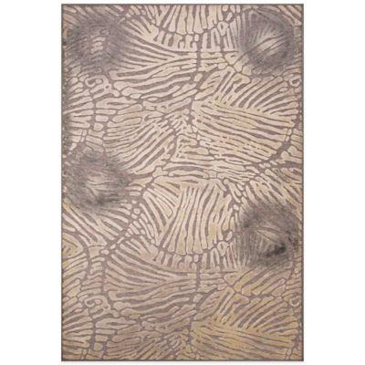 Jaipur Harper Michah 5-Foot 3-Inch x 7-Foot 8-Inch Area Rug in Grey