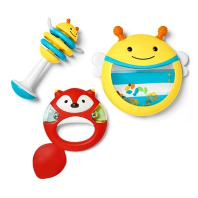 SKIP*HOP® Explore and More Musical Instrument Set