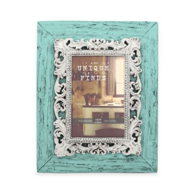 Light Blue Picture Frames