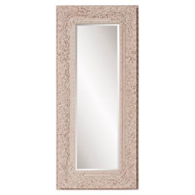 Howard Elliott® 32-Inch x 71-Inch Mitchum Floor Mirror in Taupe