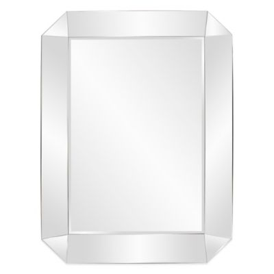 Howard Elliott® 54-Inch x 74-Inch Sybil Octagonal Mirror in Silver