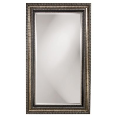 Howard Elliott® 51-Inch x 87-Inch Texan Floor Mirror in Bronze/Silver