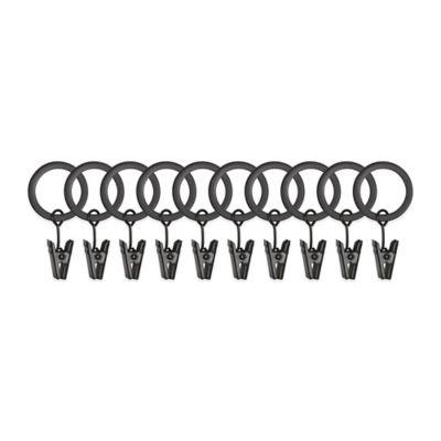 Drapery Rods Rings