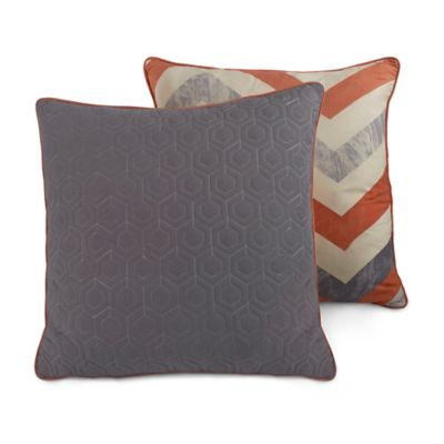 Coral Pillow Shams