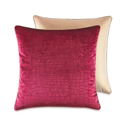 Croscill® Fuchsia European Pillow Sham