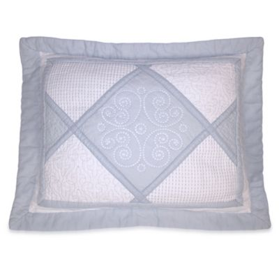 French Blue Pillow Sham