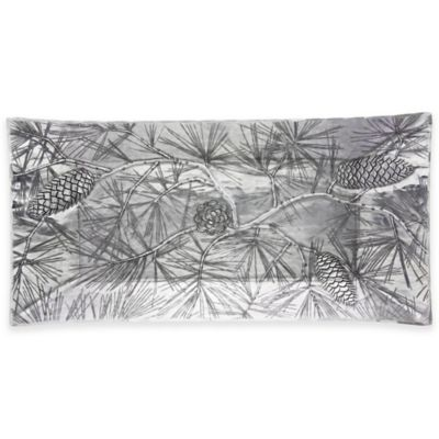 Wendell August Evergreen Aluminum Small Horizon Tray in Silver