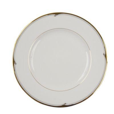 P by Prouna Ambassador Gold Dinner Plate