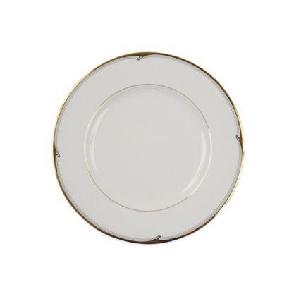 Prouna Ambassador Gold Bread and Butter Plate