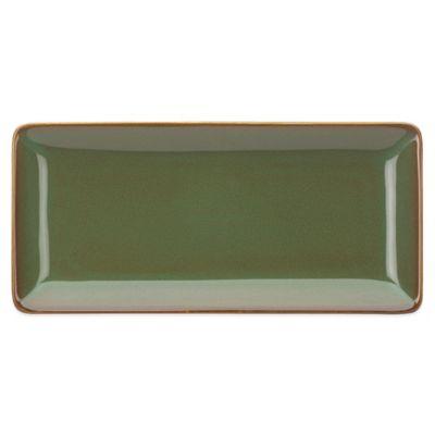 Rick Bayless by Gorham® 13-Inch Rectangular Tray in Green
