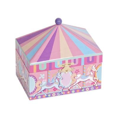 Girl's Musical Jewelry Boxes
