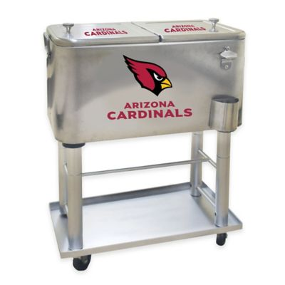NFL Arizona Cardinals 60 qt. Cooler