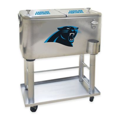 NFL Carolina Panthers 60 qt. Cooler