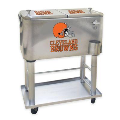 NFL Cleveland Browns 60 qt. Cooler