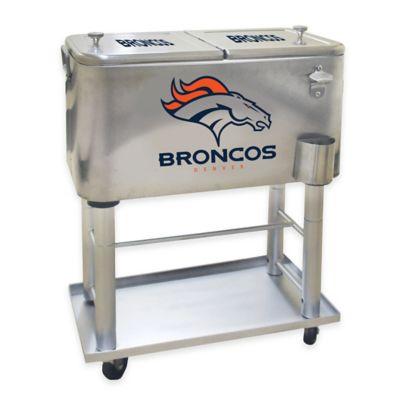 NFL Denver Broncos 60 qt. Cooler