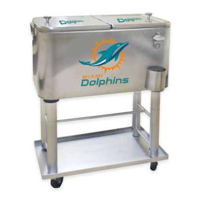 NFL Miami Dolphins 60 qt. Cooler