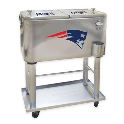 NFL New England Patriots 60 qt. Cooler