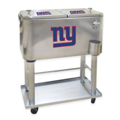 NFL New York Giants 60 qt. Cooler