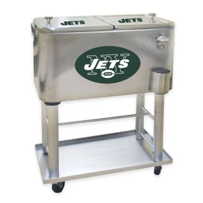 NFL New York Jets 60 qt. Cooler