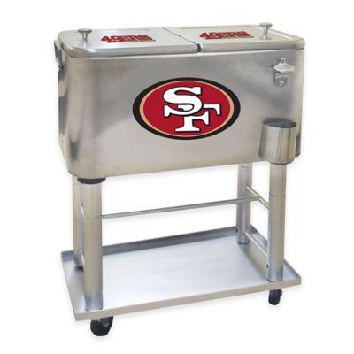 NFL San Francisco 49ers 60 qt. Cooler