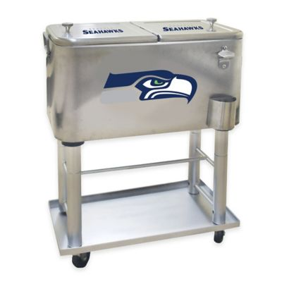 NFL Seattle Seahawks 60 qt. Cooler