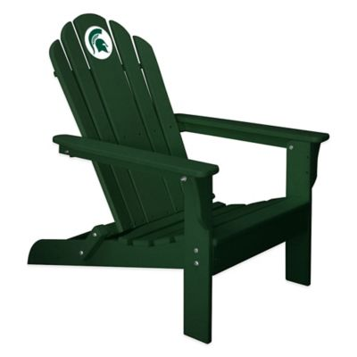Michigan State Green Folding Chair