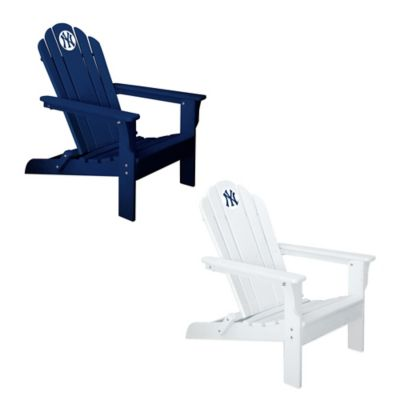 MLB New York Yankees Adirondack Chair in Navy