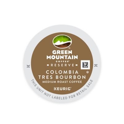 Keurig® K-Cup® Pack 16-Count Green Mountain Coffee® Colombia Tres Bourbon Coffee