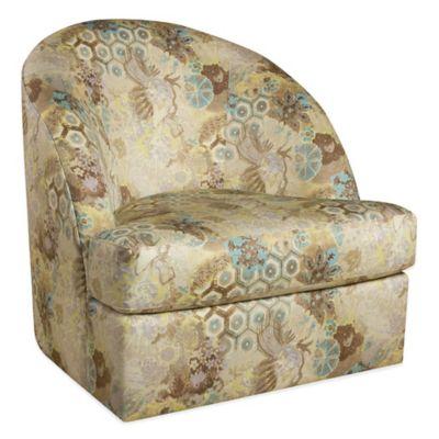Tracy Porter® Wexford Swivel Chair in Windflower Celestial