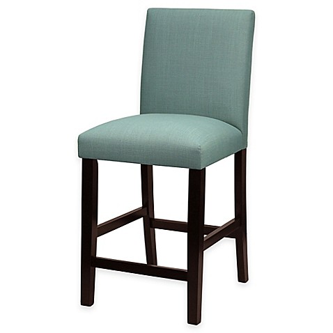 Buy Clark Parson 24 Inch Counter Stool In Leisure Teal